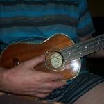 Oscar Schmidt OU5 Concert Ukulele review pic